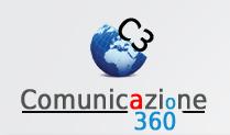 logo c3 comunicazione a 360°