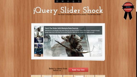 JQuery-Silders-SliderShock