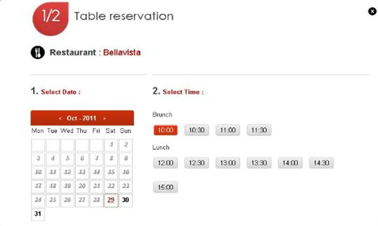 menu per sito web ristorante 5_JS_Restaurant_table_reservation_plugin