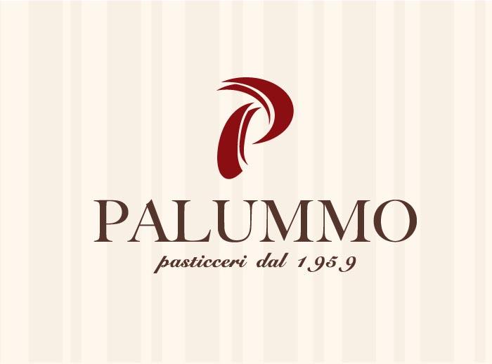 Progettazione logo Pasticceria Palummo