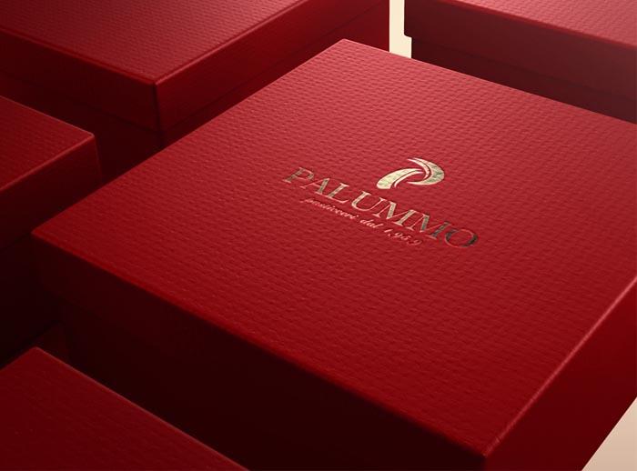 creazione packaging Pasticceria Palummo