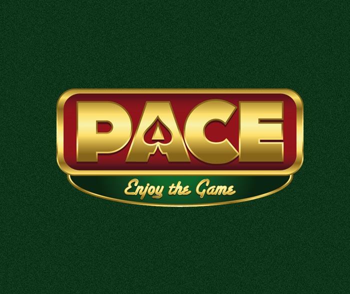 Realizzazione logo aziendale PACE giochi online